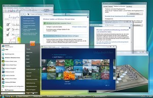 microsoft windows vista - screenshot