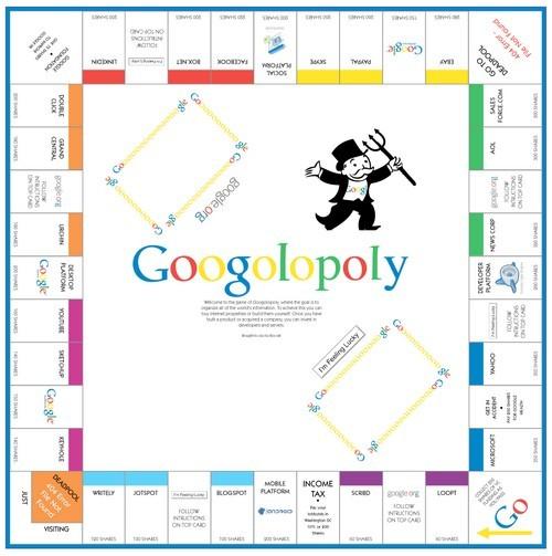 monopoly arten