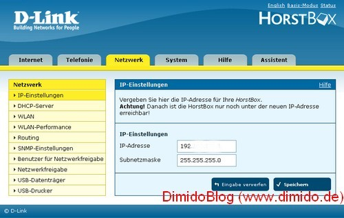 HorstBox von D-Link - Bild 9