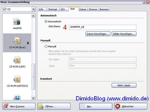 Service Pack 3 in Windows XP System-CD integrieren - Bild 7