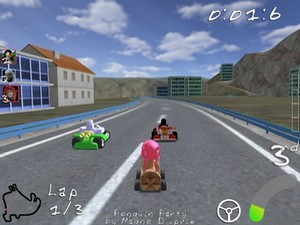 Screenshot - SuperTuxKart
