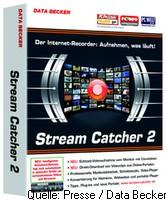 Verpackung von Stream Catcher 2