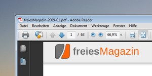 Adobe Reader XI Lite - Screenshot