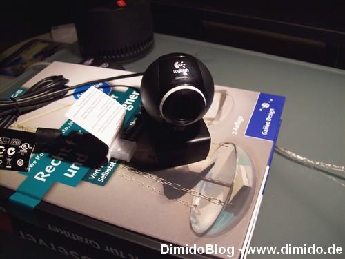 Foto - Webcam von Logitech
