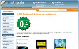 Terrashop - Buecher-Restposten-Shop