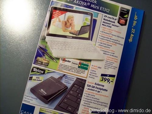 Medion Akoya Mini E1312