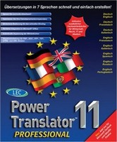 Power Translator 11 Professional