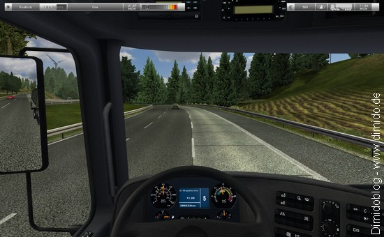 Screenshot German Truck Simulator