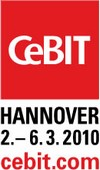 Logo der CeBIT 2010
