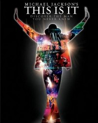 Konzertplakat zu That is it von Michael Jackson