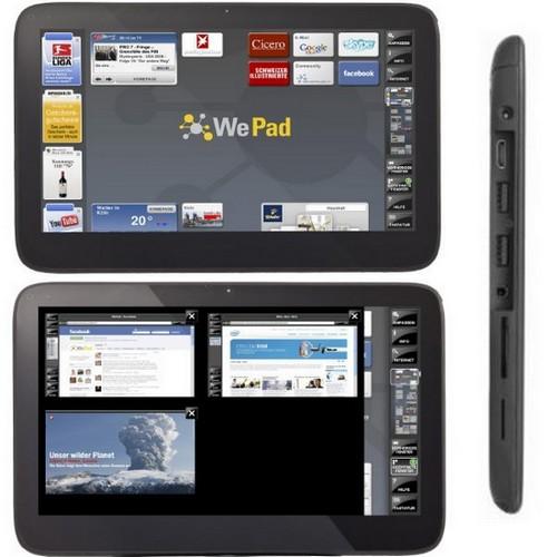 Tablet Computer - WeTab