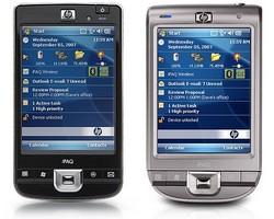 Smartphones von Hewlett-Packard (HP) mit Microsoft Windows Mobile
