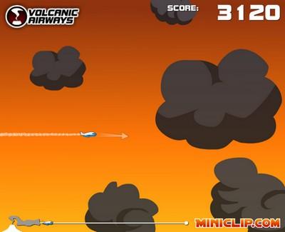 Volcanic Airways - Viel Spass beim Sichtflug für Fortgeschrittene