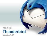 Mozilla Thunderbird 3.0.5