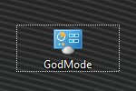 GodMode unter Windows 7