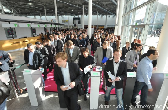 Rückschau: dmexco 2010 in Köln – Klaustrophobie inklusive