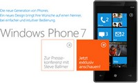 Handy-OS Microsoft Windows Phone 7