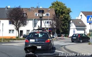 War Google Street View schon in deiner Straße?