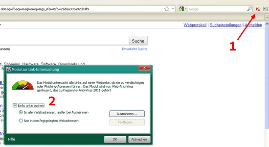 Kaspersky Anti-Virus 2011 im Praxis-Test