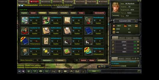 War2 Glory – Kostenloses Echtzeit-Strategiespiel als Browsergame