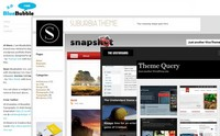 Top 20 – WordPress Themes, Templates für Grafiker, Fotografen und Designer