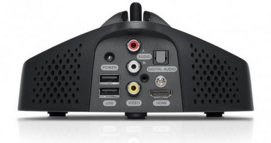 Veebeam HD Streaming Box – per WLAN von PC, Notebook zum TV, Beamer