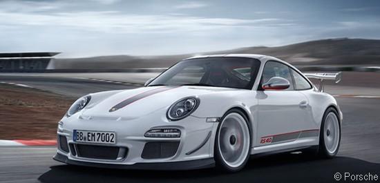 Letzter Nachschlag: Porsche 911 GT3 RS 4.0