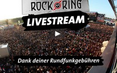 Rock am Ring: Festival per Live-Stream verfolgen