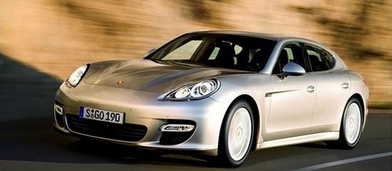 Porsche Panamera und 911: Bald auch mit Diesel-Motoren