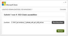 Windows 7 vom USB-Stick installieren, Anleitung