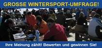 Wintersport-Umfrage von Mountain Management