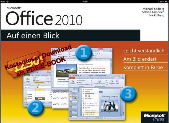 download als pdf microsoft office 2010 auf einen blick