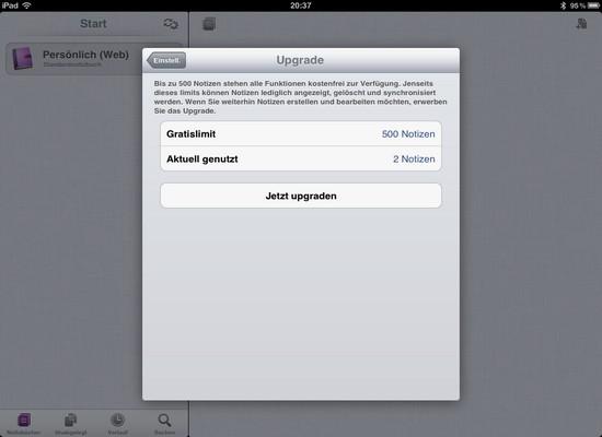 Microsoft: OneNote für iPad und iPhone