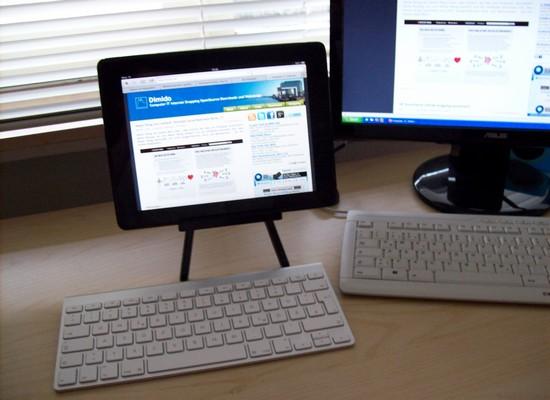 Ständer für iPad, Galaxy Tab, Tablet Computer von IKEA