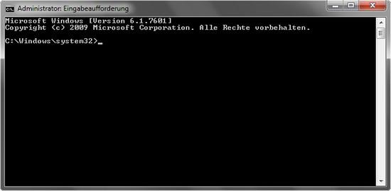 Anleitung Windows 7 verlängern Aktivierungsfrist