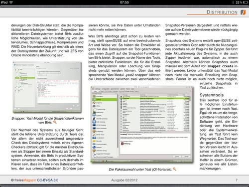 freiesMagazin - Ubuntu, Linux, openSuse und viel Open Source
