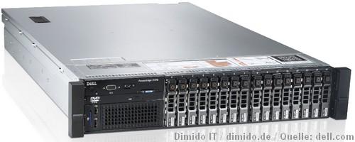 Dell: Neue PowerEdge Server mit mehr Leistung und Serverinnovationen