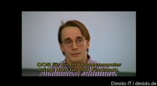 ARTE-Dokumentarfilm Geschichte von Linux