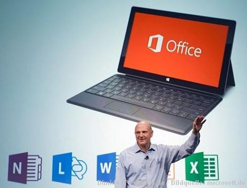 Kein Office 2013 für Windows XP und Vista