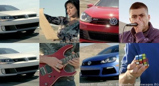 VW Werbung im TV: Fast vs. Fast, Neue TV Werbung in den USA