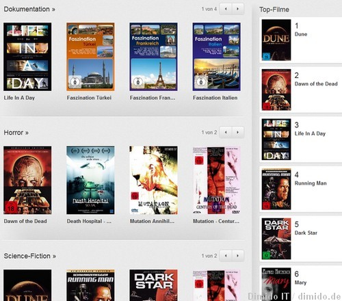 Video-on-Demand: YouTube Movies ist in Deutschland gestartet