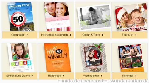 Geburtstags-, Einladungs- und Weihnachtskarten online kaufen
