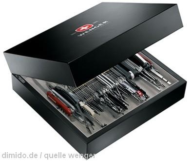 Schweizer Messer, Taschenmesser
