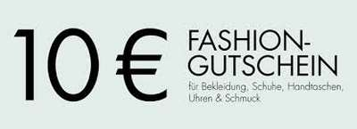 10 Euro Amazon Fashion Gutschein