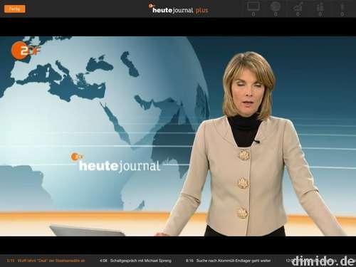 Heute Journals Plus unter ZDF HEUTE-Nachrichten-App