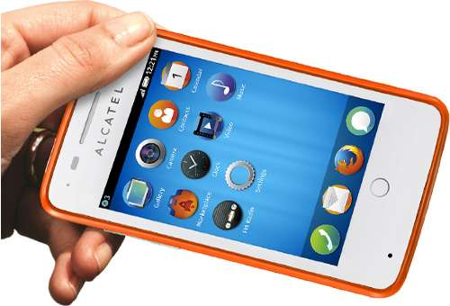 Firefox OS: Alcatel One Touch Fire