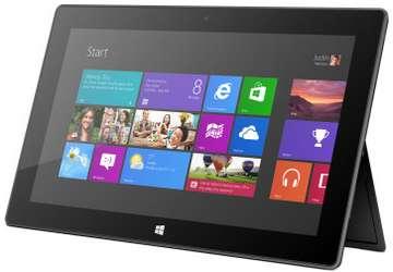 Preissenkung von Microsoft Surface RT