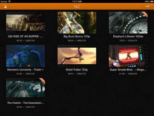 VLC-Player für iPhone und iPad ist wieder da