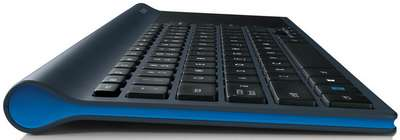 Logitech TK820 - Kabellose All-in-One-Tastatur mit Pad