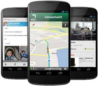 Nexus 4 Angebot - Google PlayStore
